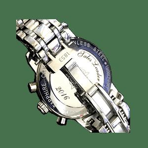 лазерная гравировка на часах